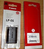 Аккумуляторы (дубликат)LP-E6 на Canon EOS EOS 5D/Mark II/5D/Mark III/60D/60Da/7D