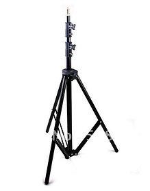 """Стойка 280 см для студийного света до 6 кг с медной головкой 1/4 """""""