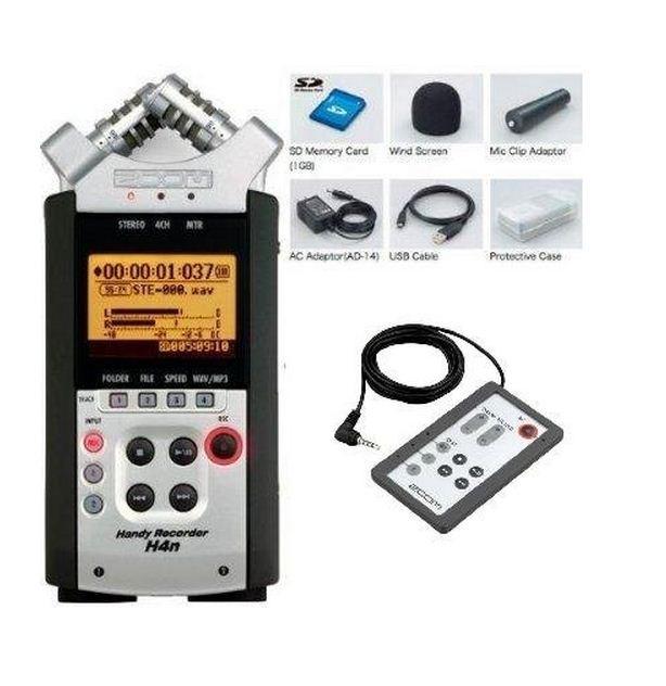 Звука-Рекордер Zoom H4N