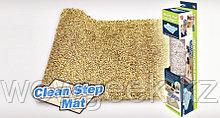 Волшебный супервпитывающий придверный коврик Clean Step Mat