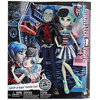 Куклы Гарротт дю Рок и Рошель Гойл, Monster High Love in Scaris Garrott du Roque and Rochelle Goyle