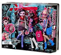 Куклы Монстрозвезды в Лондуме, Monster High Ghoulebrities in Londoom