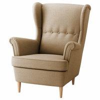 Стулья, кресла и табуреты Mebel IKEA СТРАНДМОН Кресло с подголовником