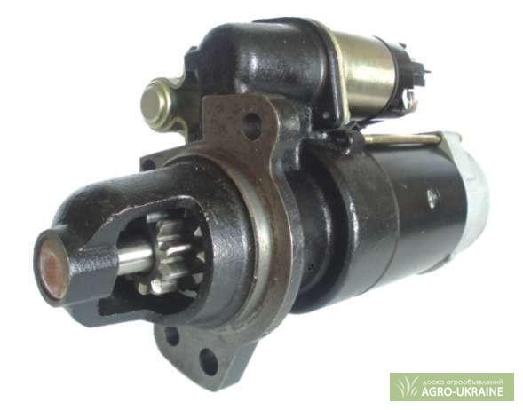 Стартер КАМАЗ-Евро СТ-142-10