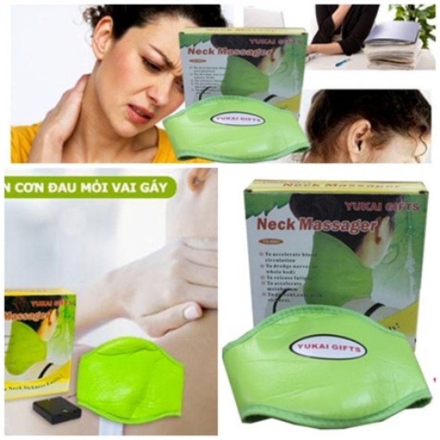 Массажер для шеи Yukai Gifts Neck Massager