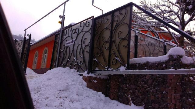 Частный дом, стеллажи металлические 47