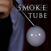 Трубка для мыльного пузыря с дымом