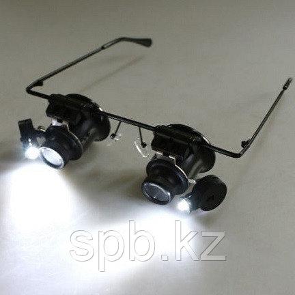 Увеличительные очки для ремонта 20X