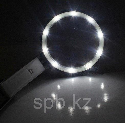Лупа настольная с подсветкой - фото 5