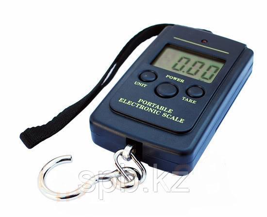 Портативные электронные весы 40 кг