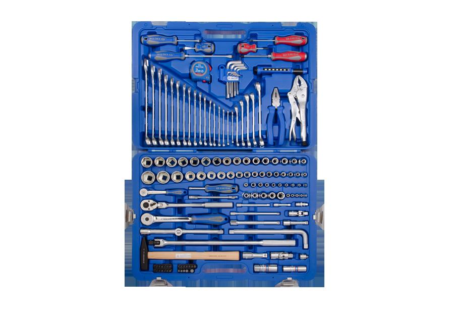 Набор инструмента KING TONY 9543MR (143 предмета)