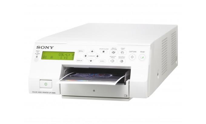 UP-25MD Цветной аналоговый принтер формата A6