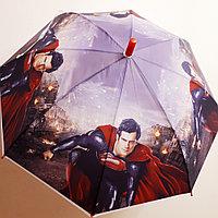 """Зонт детский """"Супермен"""", 85см, фото 1"""