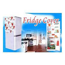 Чехол-накидка декоративный для кухонной техники BAI JIE (Для холодильника), фото 3