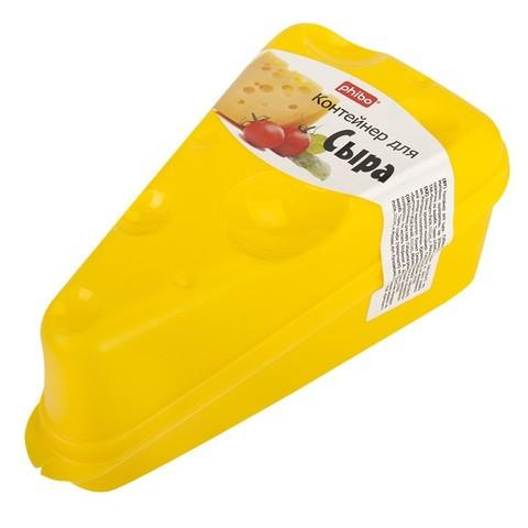 Контейнеры пластиковые для хранения продуктов Phibo (Для сыра)