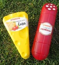 Контейнеры пластиковые для хранения продуктов Phibo (Для сыра), фото 2