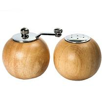 Набор для специй Genny [солонка и мельница для перца] (Дерево), фото 2