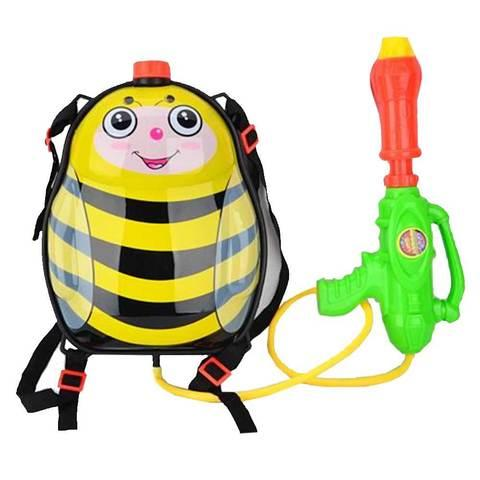Водяной пистолет с баком-рюкзаком Water Gun (Пчёлка)