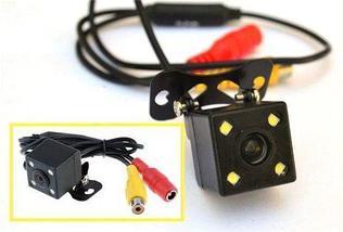 Видеокамера заднего обзора универсальная с инфракрасной подсветкой CJ-178/CJ-188 (CJ-178), фото 2