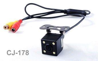 Видеокамера заднего обзора универсальная с инфракрасной подсветкой CJ-178/CJ-188 (CJ-188), фото 2