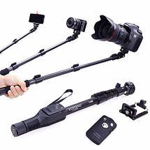 Монопод для селфи универсальный YUNTENG YT-1288 для фотокамеры или смартфона (Без пульта), фото 3
