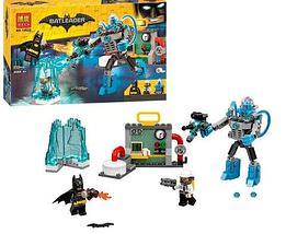 Конструктор BELA из серии «Batman Movie» [136–816 деталей] (10632, Атака Глиноликого), фото 3