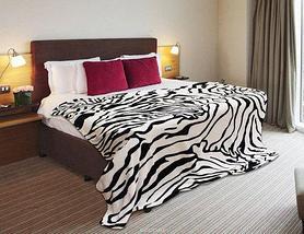 Плед-покрывало из волокна бамбука (Zebra), фото 2