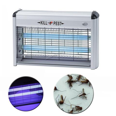 Уничтожитель летающих насекомых ультрафиолетовый PEST KILLER [12; 16; 30; 40 Вт] (30W) - фото 3
