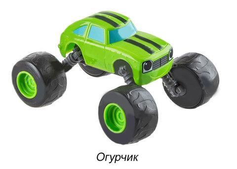 Чудо-машинка «Вспыш» с гнущимися и вращающимися на 360 градусов колёсами NO.PS331 (Синий пикап)