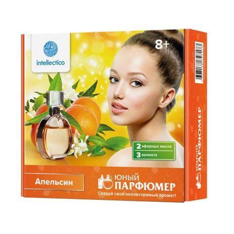 Набор для творчества «Юный парфюмер мини» [роза; апельсин] (Роза)