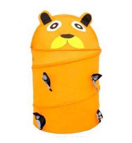 Корзина для хранения игрушек [35х35 см] (Мишка)