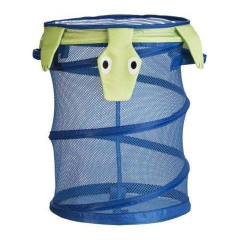 Корзина для хранения игрушек [35х35 см] (Черепашка)