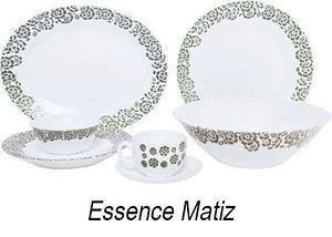 Сервиз столовый Luminarc Essence Foliage / Essence Malva / Essence Matiz (Essence Malva (38 предметов)), фото 3