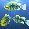 """Интерактивная игрушка """"Рыбка-робот"""" светящаяся ROBOFISH [2 шт.] (Розовый), фото 4"""