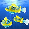 """Интерактивная игрушка """"Рыбка-робот"""" светящаяся ROBOFISH [2 шт.] (Желтый), фото 4"""