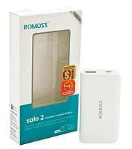 Аккумулятор внешний ROMOSS Solo (4000 мА/ч), фото 2
