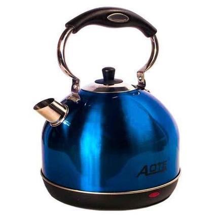 Чайник электрический AOTE A93 [3 литра] (Синий), фото 2