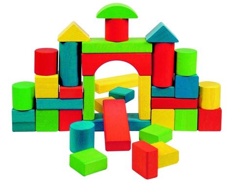 Детский игровой набор «Кузнецкая крепость» [11-60 деталей] (54 детали)