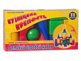 Детский игровой набор «Кузнецкая крепость» [11-60 деталей] (60 деталей), фото 3
