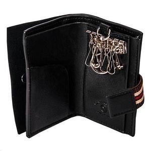 Кошелек-ключница BOVI'S D09113 (Черный)