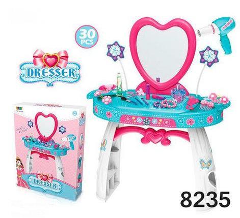 Трюмо для девочек с аксессуарами (8235, Трюмо с аксессуарами DRESSER), фото 2