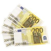 Деньги сувенирные бутафорские «Котлета бабла» (Евро)