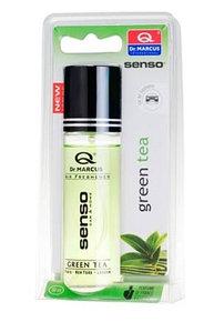 Духи для автомобиля Dr. Marcus Senso Spray [50 мл] со стойким ароматом (Green tea (Зелёный чай))