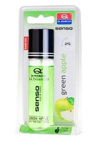 Духи для автомобиля Dr. Marcus Senso Spray [50 мл] со стойким ароматом (Green apple (Зелёное яблоко))