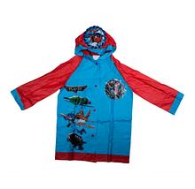 """Дождевик детский из непромокаемой ткани с капюшоном (L / """"Дора""""), фото 3"""
