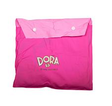 """Дождевик детский из непромокаемой ткани с капюшоном (XL / """"Свинка Пеппа""""), фото 3"""