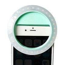 Кольцо светодиодное для селфи с тремя режимами яркости подсветки Selfie Ring Light XJ-01 (Круглая), фото 3