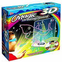 """Доска магическая для 3D рисования """"Рисую светом"""" Magic Drawing Board (Сказочный патруль)"""