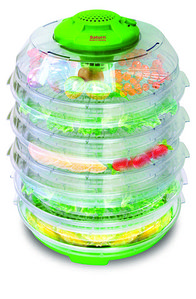 Сушилка для овощей и фруктов электрическая Saturn ST-FP0113  [6, 10 ярусов] (10 ярусов)