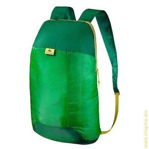 Рюкзак карманный Quechua Arpenaz Ultra Compact [10 л] (Зеленый)